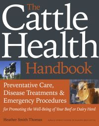 Jacket Image For: The Cattle Health Handbook