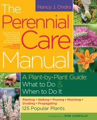Jacket image for The Perennial Care Manual