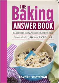 Jacket Image For: The Baking Answer Book