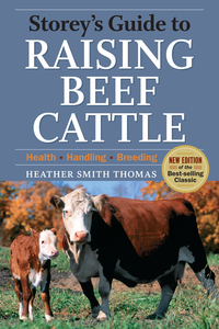 Jacket image for Storey's Guide to Raising Beef Cattle
