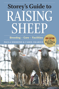Jacket image for Storey's Guide to Raising Sheep