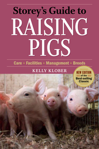Jacket Image For: Storey's Guide to Raising Pigs