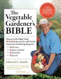 Jacket image for The Vegetable Gardener's Bible