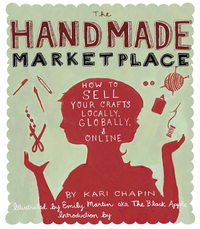 Jacket Image For: The Handmade Marketplace