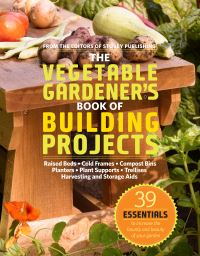 Jacket image for The Vegetable Gardener's Book of Building Projects