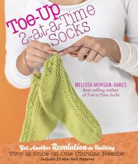Jacket image for Toe-Up 2-At-A-Time Socks