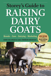 Jacket image for Storey's Guide to Raising Dairy Goats