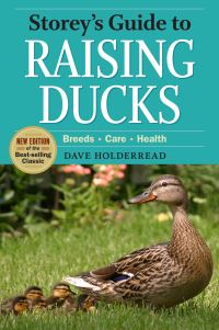 Jacket image for Storey's Guide to Raising Ducks