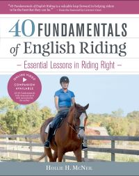 Jacket Image For: 40 Fundamentals of English Riding