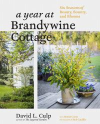 Jacket Image For: A Year at Brandywine Cottage