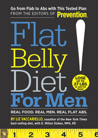 Jacket Image For: Flat Belly Diet for Men