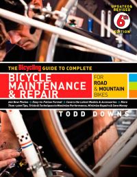 Jacket Image For: The Bicycling Guide to Complete Bicycle Maintenance and Repair