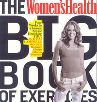 Jacket Image For: Women's Health Big Book of Exercises