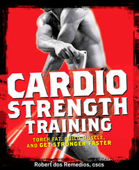Jacket Image For: Men's Health Cardio Strength Training