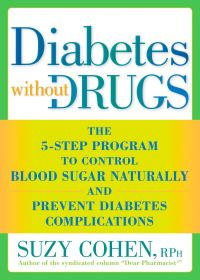 Jacket image for Diabetes without Drugs