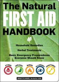 Jacket Image For: The Natural First Aid Handbook