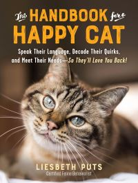 Jacket Image For: The Handbook for a Happy Cat