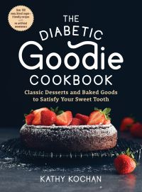 Jacket Image For: The Diabetic Goodie Cookbook