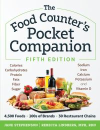 Jacket Image For: The Food Counter's Pocket Companion, Fifth Edition