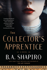 Jacket Image For: The Collector's Apprentice