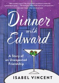 Jacket Image For: Dinner with Edward