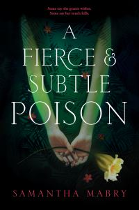 Jacket Image For: A Fierce and Subtle Poison