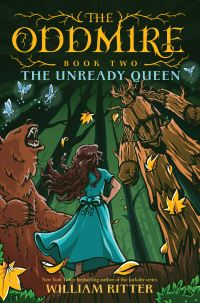 Jacket Image For: The Oddmire, Book 2: The Unready Queen