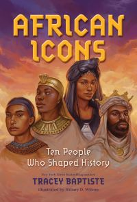 Jacket Image For: African Icons