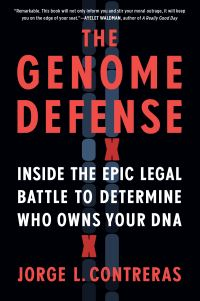 Jacket Image For: The Genome Defense