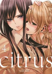 Jacket Image For: Citrus Vol. 4
