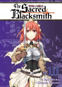 Jacket Image For: The Sacred Blacksmith Vol. 10