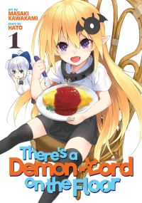 Jacket Image For: There's a Demon Lord on the Floor Vol. 1
