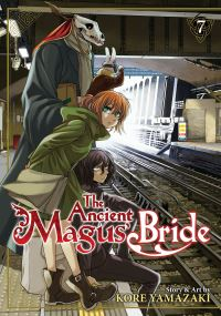 Jacket Image For: The Ancient Magus' Bride Vol. 7
