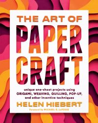 Jacket Image For: The Art of Papercraft
