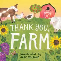 Jacket Image For: Thank You, Farm