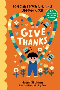 Jacket Image For: Give Thanks
