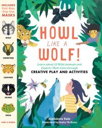 Jacket Image For: Howl like a Wolf!