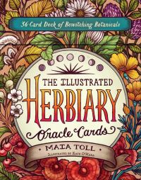 Jacket Image For: The Illustrated Herbiary Oracle Cards