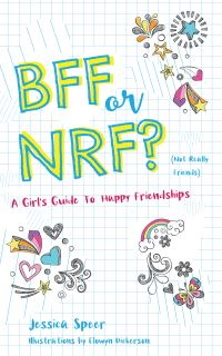 Jacket Image For: BFF or NRF (Not Really Friends)