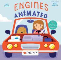 Jacket Image For: Engines Animated