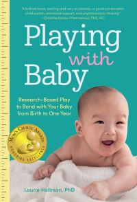 Jacket Image For: Playing with Baby