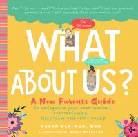 Jacket Image For: What About Us?