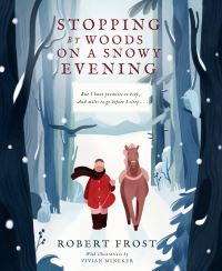 Jacket Image For: Stopping By Woods on a Snowy Evening