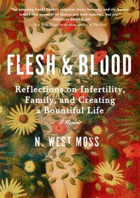 Jacket Image For: Flesh & Blood