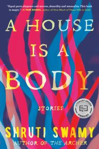 Jacket Image For: A House Is a Body