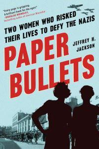 Jacket Image For: Paper Bullets