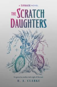 Jacket Image For: The Scratch Daughters