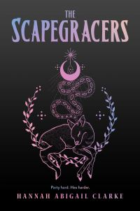 Jacket Image For: The Scapegracers