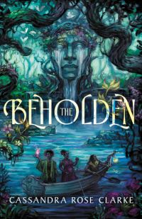 Jacket Image For: The Beholden
