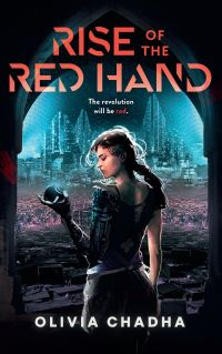 Jacket Image For: Rise of the Red Hand
